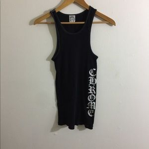 Chrome Hearts unisex tank size M